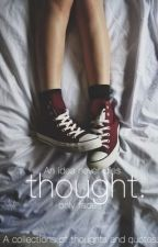 thought. by perritheplatypusssy_