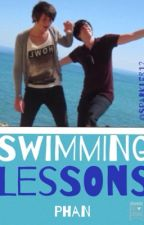 Swimming Lessons » Phan by Sparkler12