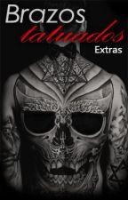 Brazos tatuados extras by ChiniGonzalez