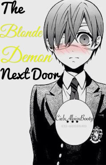 The Blonde Demon Next Door