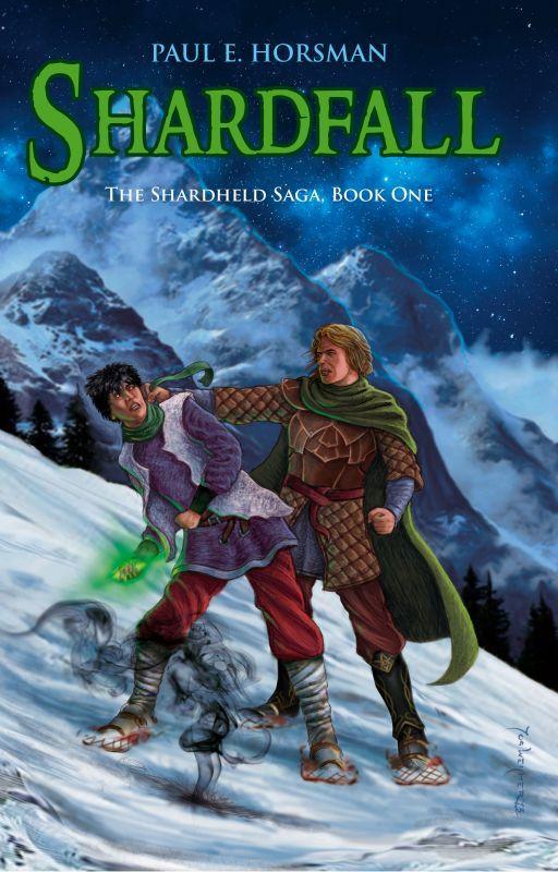 Shardfall, The Shardheld Saga, #1 by PaulEHorsman
