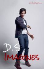 Damon Salvatore Imagines by starlightpetrova