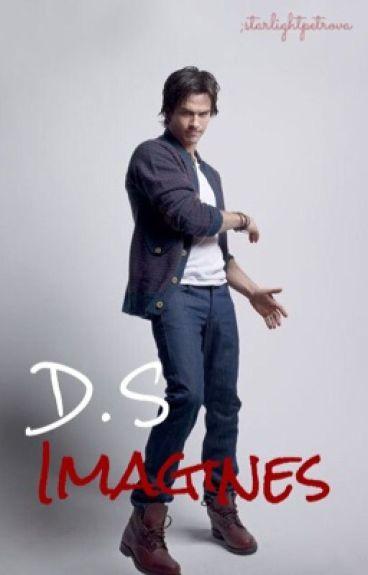 Damon Salvatore Imagines