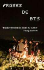 Fraces De BTS by BrigitteIM