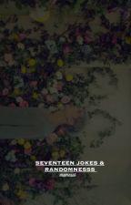 SEVENTEEN Jokes & Randomness by memesol
