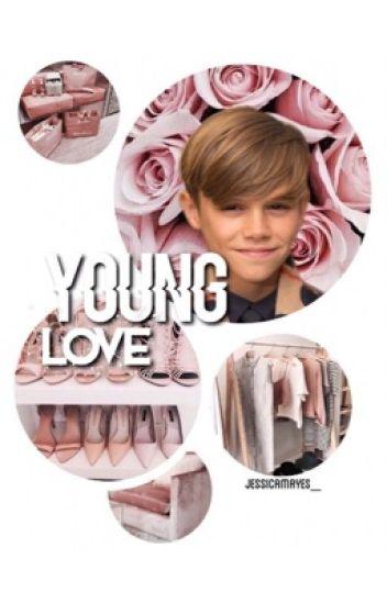 young love || romeo beckham