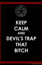 The devil inside by LoganBoocher