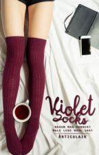 Violet Socks I HS by articulair