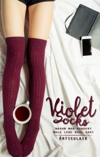 Violet Socks I HS