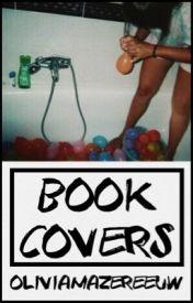 Book Covers || open by oliviamazereeuw
