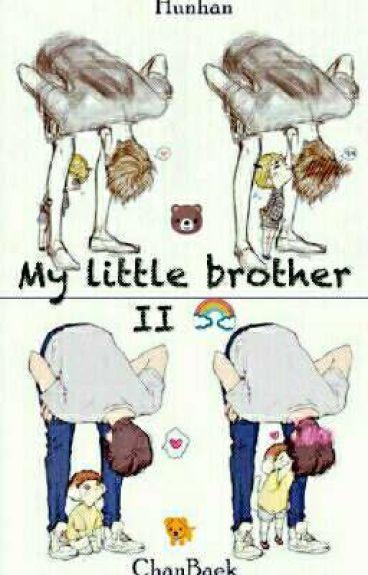 I love you My Little brother (2)♥~ ChanBaek/BaekYeol