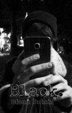 Black.   GennButch   by punknerdmgc