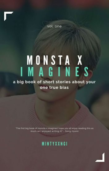 BIG BOOK OF MONSTA X