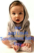 Me and Louis Tomlinsons baby boy by MadelinMayboobear