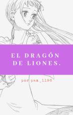 El dragón de Liones. by Pam_1196