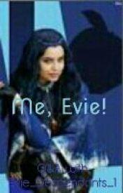 Me, Evie! Q&A with Evie_Descendants_1 by Evie_Descendants_1