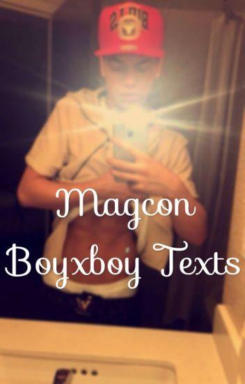 Magcon boyxboy texts