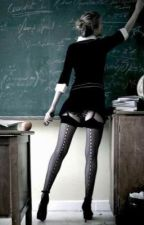 My teacher and I // girlxgirl by gouldingisbomb