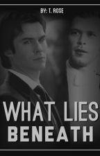 What Lies Beneath | Damon Salvatore by TiaraRosee