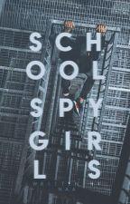 School Spy Girls by voidnaa