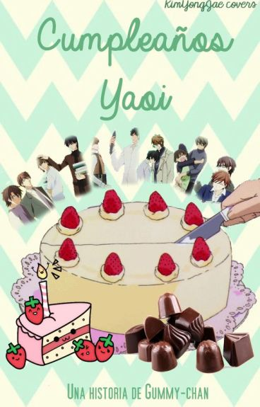 Cumpleaños yaoi