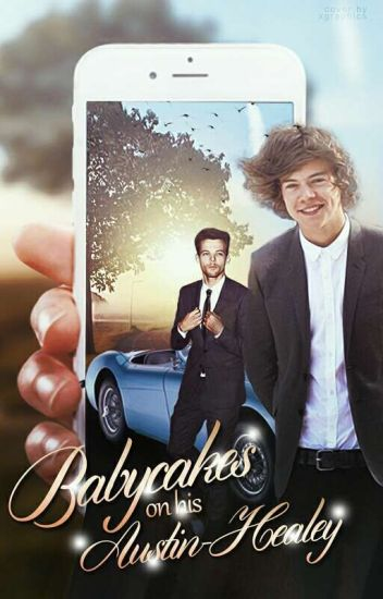 Babycakes on his Austin-Healey || Larry Stylinson || OS