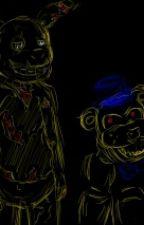 Je suis gardienne de nuit Tome 5 {Terminé} by TammyaOfficial