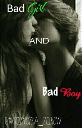 Bad Girl And Bad Boy by Ksiezniczka_Zelkow