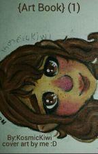 {Art Book} (1) by KosmicKiwi