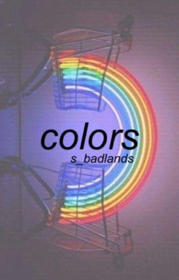 Colors ✿lesbian [book 2]