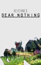 ✔ dear nothing || sugawara koushi by heathnes