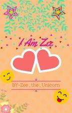 I Am Zee! ^-^ by Zee_the_unicorn