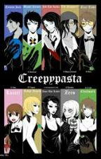 Imagenes de creepypastas   :3 by zxshinee