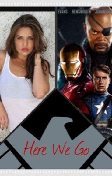 Here We Go(Avengers fan-fic)