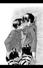 One shot Ereri by potter_snk_divergent