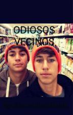 ODIOSOS VECINOS by KarenValleGallardo