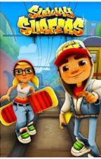 Subway Surfers: Jake's First Date by SubwayPrincess