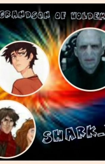Da Grandson of Voldemort (PJ and HP fanfic)