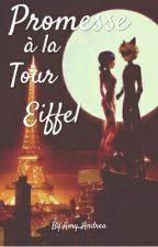 Promesse à la Tour Eiffel ~[Miraculous Ladybug]~ by Amy_Andrea