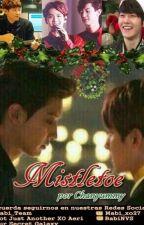 Mistletoe [Traducción] ☆ChanBaek by Mabi_xo27