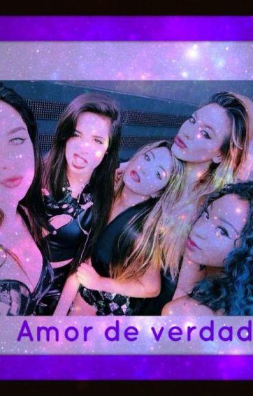 Amor de verdad ( Fifth Harmony y tu G!P)