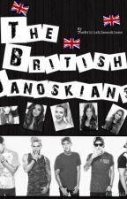 The British Janoskians ~ A Janoskians Fanfic by TheJanoskiansChicks