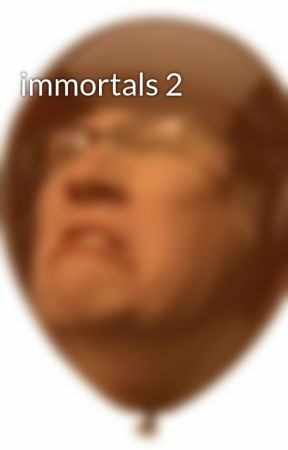 immortals 2 by judoballoon