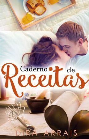 Caderno de Receitas by Dira_A
