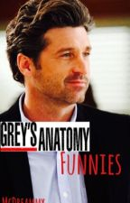 Grey's Anatomy Funnies by McDreammy