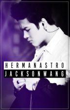 HERMANASTRO: JACKSON WANG by Lemonkissu