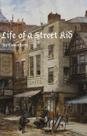 Life of a Street Kid by cutestfairy