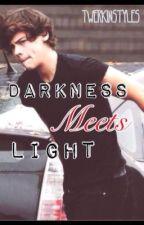 Darkness Meets Light by twerkinstyles