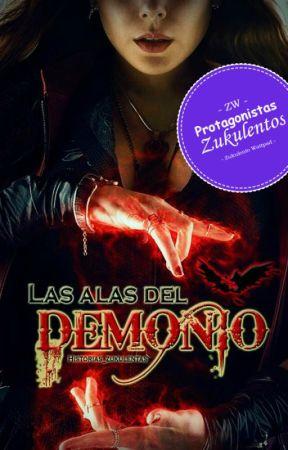 Las alas del demonio by Historias_Zukulentas