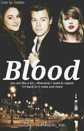 Blood. by nourhan_xx